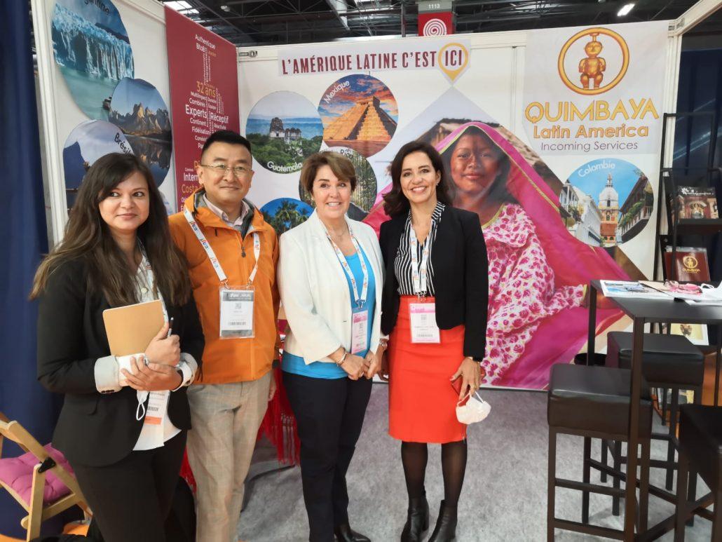 IFTM Paris , Quimbaya Latin America